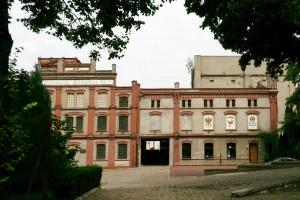 ul. Pomorska, budynek Browarów Łódzkich. Może w przyszłości powstanie tam jakieś centrum kultury?
